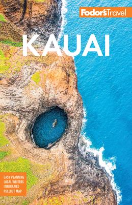 Fodor's Kauai (Full-Color Travel Guide) Cover Image