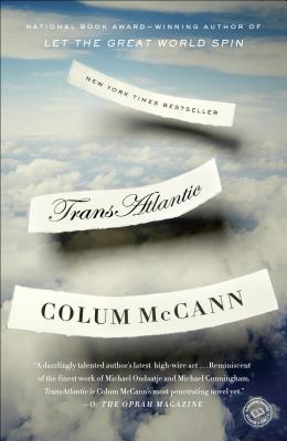 TransAtlantic: A Novel Cover Image