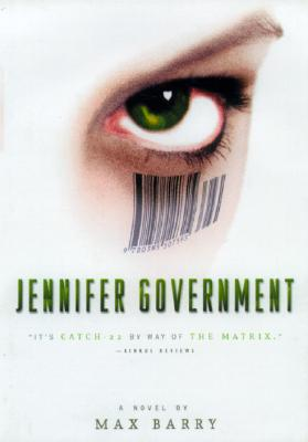 Jennifer Government (Vintage Contemporaries) Cover Image