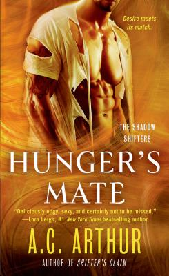 Hunger's Mate: A Paranormal Shapeshifter Werejaguar Romance (The Shadow Shifters #5) Cover Image