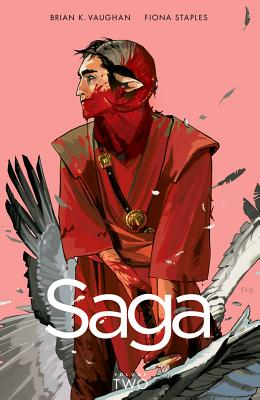Saga Volume 2 Cover Image