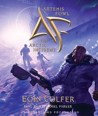 Artemis Fowl 2: The Arctic Incident Cover Image