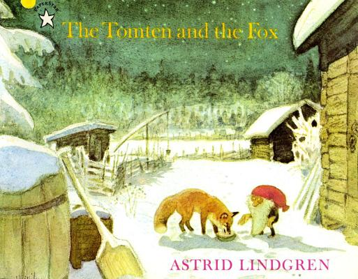 The Tomten and the Fox Cover