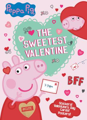 The Sweetest Valentine (Peppa Pig) Cover Image