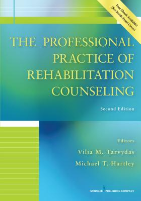 The Professional Practice of Rehabilitation Counseling Cover Image