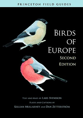Birds of Europe (Princeton Field Guides #59) Cover Image