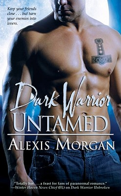 Dark Warrior Untamed Cover Image