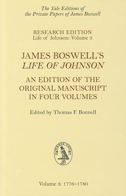 Cover for James Boswell's Life of Johnson