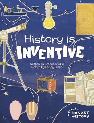 History Is Inventive Cover Image