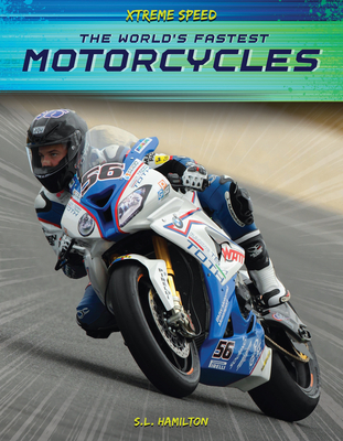 The World's Fastest Motorcycles Cover Image