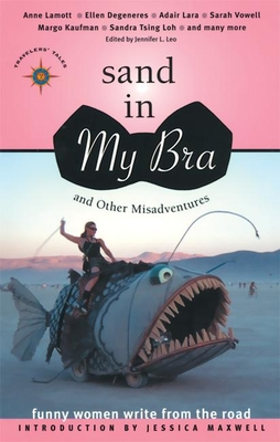 Sand in My Bra and Other Misadventures Cover