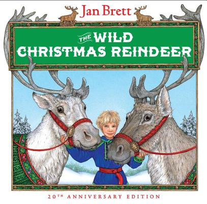 The Wild Christmas Reindeer Cover
