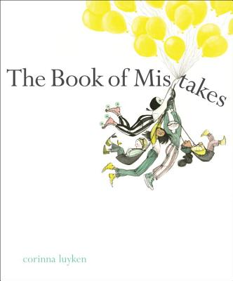 The Book of Mistakes Cover Image
