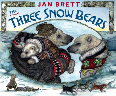 The Three Snow Bears Cover