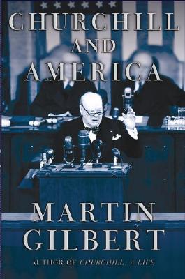 Churchill and America Cover