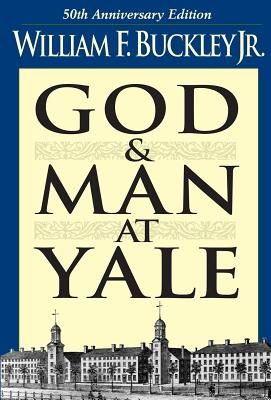 God and Man at Yale Cover