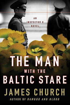 The Man with the Baltic Stare Cover