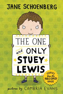 The One and Only Stuey Lewis Cover
