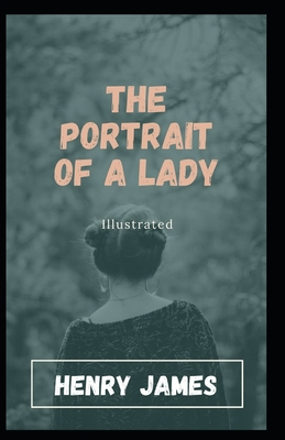 The Portrait of a Lady Illustrated Cover Image