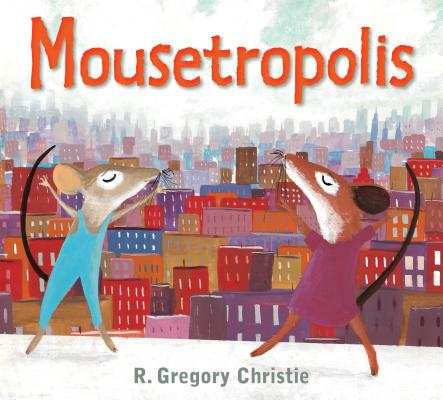 Cover for Mousetropolis
