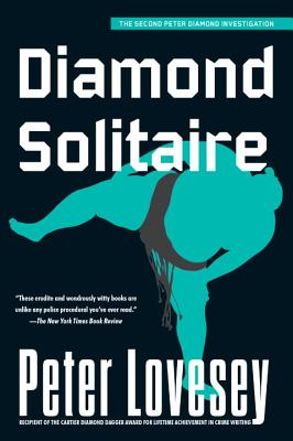 Diamond Solitaire (A Detective Peter Diamond Mystery #2) Cover Image