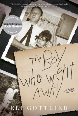 The Boy Who Went Away Cover