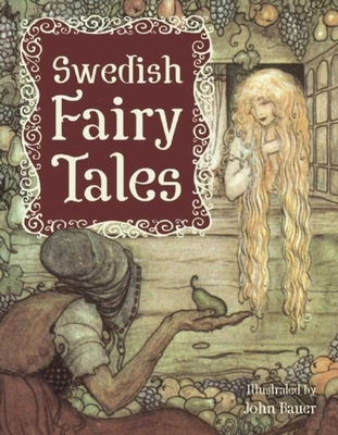 Swedish Fairy Tales Cover Image