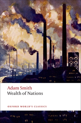 Wealth of Nations (Oxford World's Classics) Cover Image