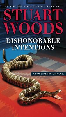 Dishonorable Intentions (A Stone Barrington Novel #38) Cover Image