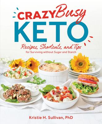Crazy Busy Keto Cover Image
