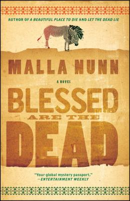Cover for Blessed Are the Dead