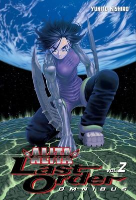 Battle Angel Alita: Last Order Omnibus 2 Cover Image