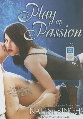 Play of Passion (Psy/Changeling Novels (Audio) #9) Cover Image
