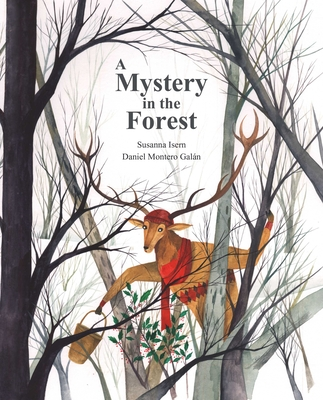 A Mystery in the Forest Cover Image