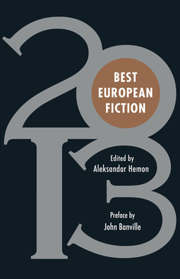 Best European Fiction Cover