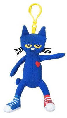 Pete the Cat Backpack Pull Cover Image