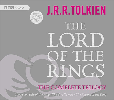 Lord of the Rings: The Complete Trilogy [With Middle Earth Map and CD] Cover Image