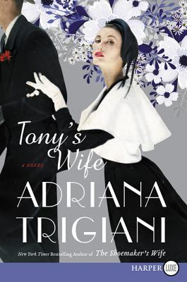 Tony's Wife: A Novel Cover Image