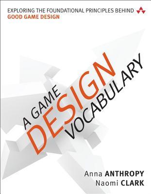 Cover for A Game Design Vocabulary