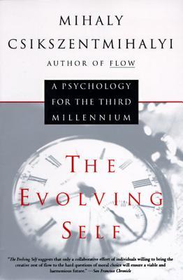 The Evolving Self Cover