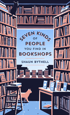 Seven Kinds of People You Find in Bookshops Cover Image