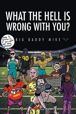 What the Hell is Wrong with You? Cover Image