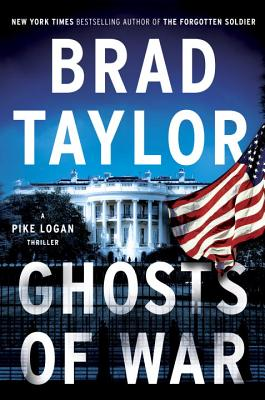 Ghosts of War (A Pike Logan Thriller #10) Cover Image