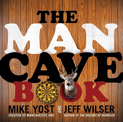 The Man Cave Book Cover Image