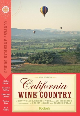 California Wine Country Cover Image