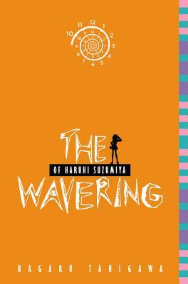 The Wavering of Haruhi Suzumiya Cover