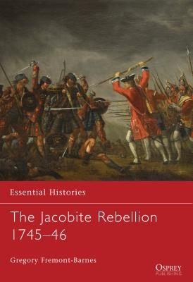 The Jacobite Rebellion 1745-46 Cover