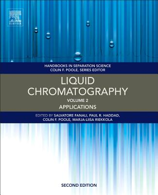 Liquid Chromatography: Applications (Handbooks in Separation Science) Cover Image