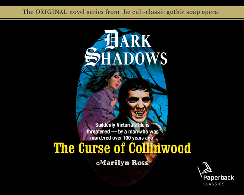 The Curse of Collinwood (Library Edition) (Dark Shadows #5) Cover Image