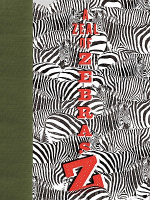 A Zeal of Zebras Cover